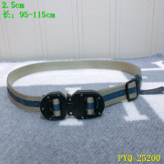 Dior AAA+ 2019 Leather belts 2.5CM #9124128