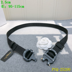 Dior AAA+ 2019 Leather belts 2.5CM #9124130