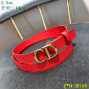Dior AAA+ 2019 Leather belts 2CM #9124112