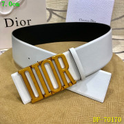 Dior AAA+ 2019 Leather belts 7CM #9124212