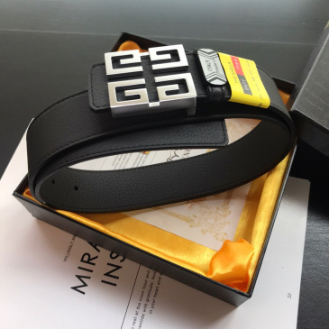 Givenchy AAA+ Leather Belts W3.8cm (3 colors) #9873554