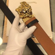 Versace AAA+ top layer leather Belts #9117512