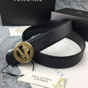 Versace AAA+ top layer leather Belts #9117517