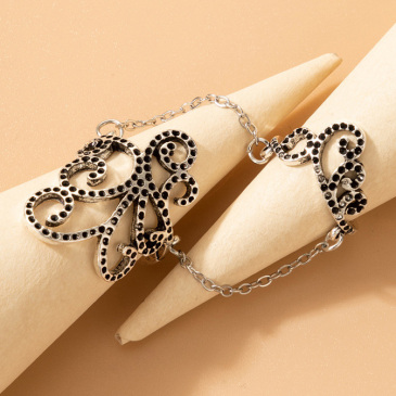Individual Vintage Hollow Out Designer Unisex Rings