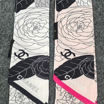 Chanel Scarf Small scarf decorate the bag scarf strap #999914393