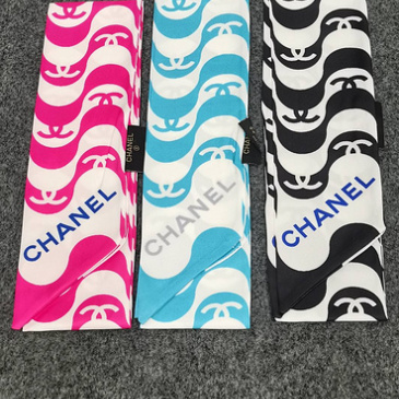 Chanel Scarf Small scarf decorate the bag scarf strap #999914395