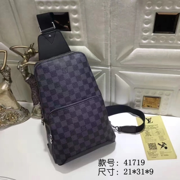 Louis Vuitton AAA+ Chest pack #813521