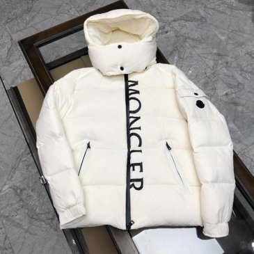 Mo*cler Down Jackets for men and women #999914804