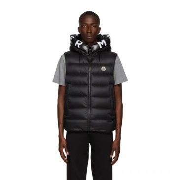 Mo*cler Down vest for men and women #999902065