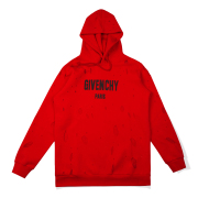 Givenchy Hoodies for MEN Holes series #9874083