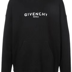 Givenchy black Hoodies for MEN #9123853