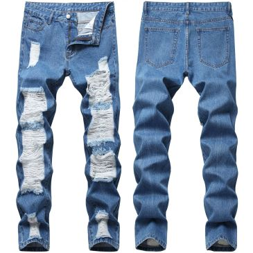 Ripped jeans for Men's Long Jeans #99117349