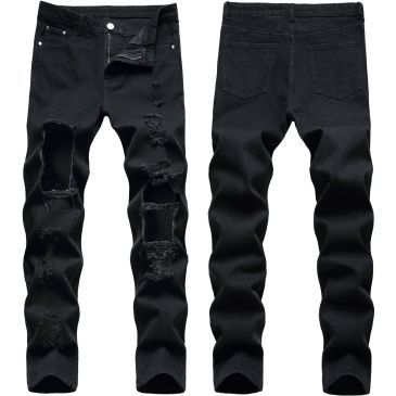 Ripped jeans for Men's Long Jeans #99117352