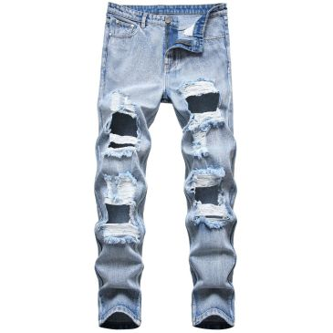 Ripped jeans for Men's Long Jeans #99117354