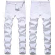 Ripped jeans for Men's Long Jeans #99117356