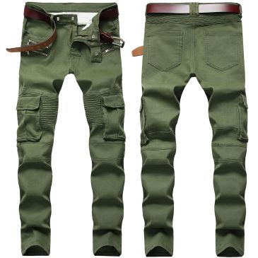Ripped jeans for Men's Long Jeans #99117364