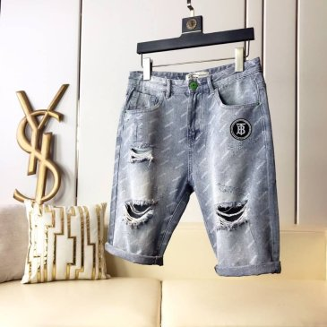 Burberry Jeans for Burberry Short Jeans for men #99902844