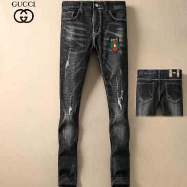 Gucci Jeans for Men #9117114