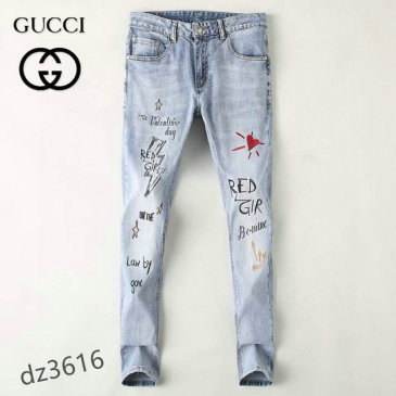Gucci Jeans for Men #99906891
