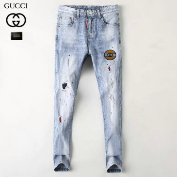 Gucci Jeans for Men #99906893