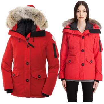Canada Goose Factory direct ladies outdoor Climbing skiing cold and cold Canadian star with the same goose down jacket #9115237