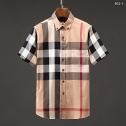 Burberry AAAA Original quality Shorts-Sleeved Shirts for men #9125026
