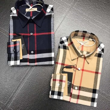 Burberry Shirts for Burberry AAA+ Shorts-Sleeved Shirts for men #999902363