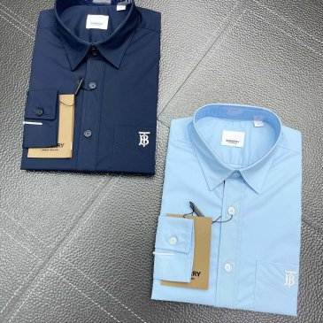 Burberry Shirts for Burberry Long-sleeved Shirts for men#999902383