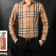 Burberry AAA+ Long-Sleeved Shirts for men #818102