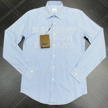 Burberry Shirts for Burberry Men's AAA+ Burberry Long-Sleeved Shirts #999915183