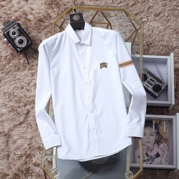Burberry Shirts for Men's Burberry Long-Sleeved Shirts #999914534