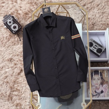 Burberry Shirts for Men's Burberry Long-Sleeved Shirts #999914536