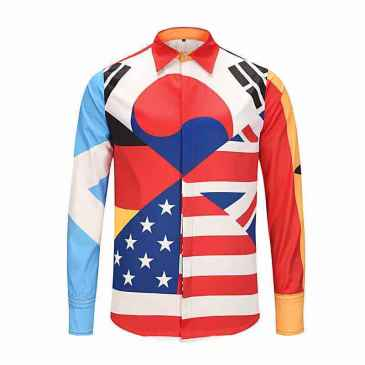 D&G Shirts for D&G Long-Sleeved Shirts For Men #99900594