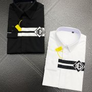 D&G Shirts for D&G Long-Sleeved Shirts For Men #99901056