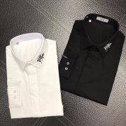 Dior shirts for Dior Long-Sleeved Shirts for men #99902076