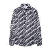 Dior shirts for Dior Long-Sleeved Shirts for men #99904056