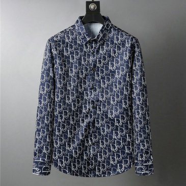 Dior shirts for Dior Long-Sleeved Shirts for men #99905269