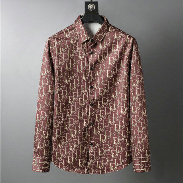 Dior shirts for Dior Long-Sleeved Shirts for men #99905270