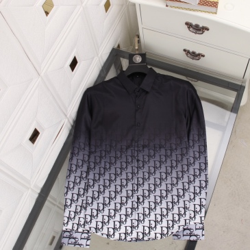 Dior shirts for Dior Long-Sleeved Shirts for men #999901726