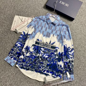 Dior shirts for Dior Long-Sleeved Shirts for men #999901812
