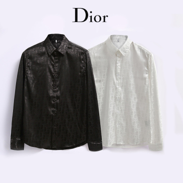 Dior shirts for Dior Long-Sleeved Shirts for men #999902580