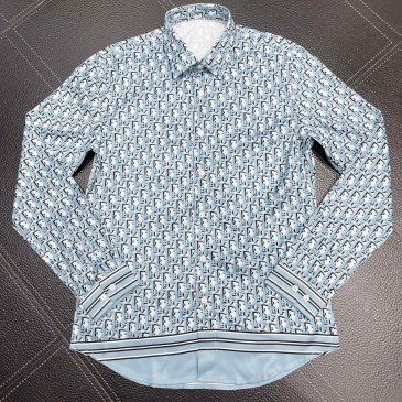 Dior shirts for Dior Long-Sleeved Shirts for men #999915169