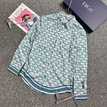 Dior shirts for Dior Long-Sleeved Shirts for men and women #99906025