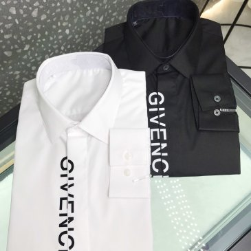 Givenchy Shirts for Givenchy Long-Sleeved Shirts for Men #99901042