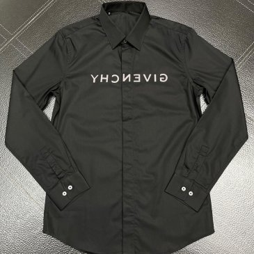 Givenchy Shirts for Givenchy Long-Sleeved Shirts for Men #999915179