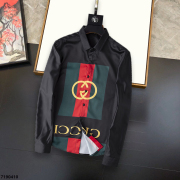 Gucci shirts for Gucci long-sleeved shirts for men #99874127
