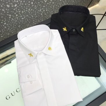 Gucci shirts for Gucci long-sleeved shirts for men #99901054