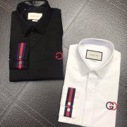 Gucci shirts for Gucci long-sleeved shirts for men #99902080