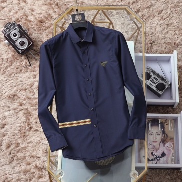 Gucci shirts for Gucci long-sleeved shirts for men #999914510