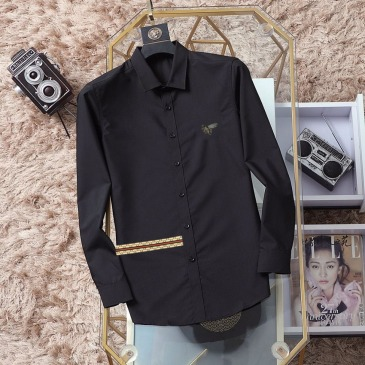 Gucci shirts for Gucci long-sleeved shirts for men #999914511